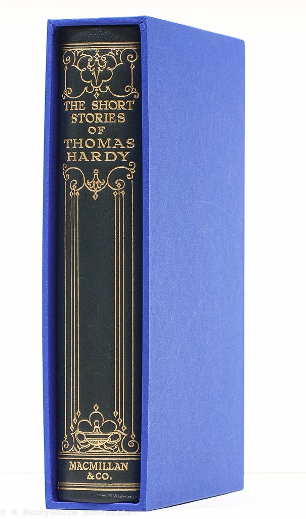 The Short Stories of Thomas Hardy | Macmillan, 1928