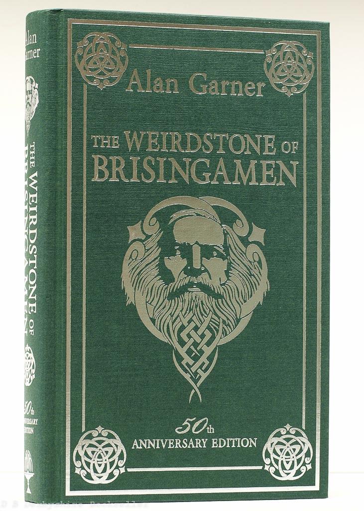 The Weirdstone of Brisingamen   Alan Garner   50th Anniversary