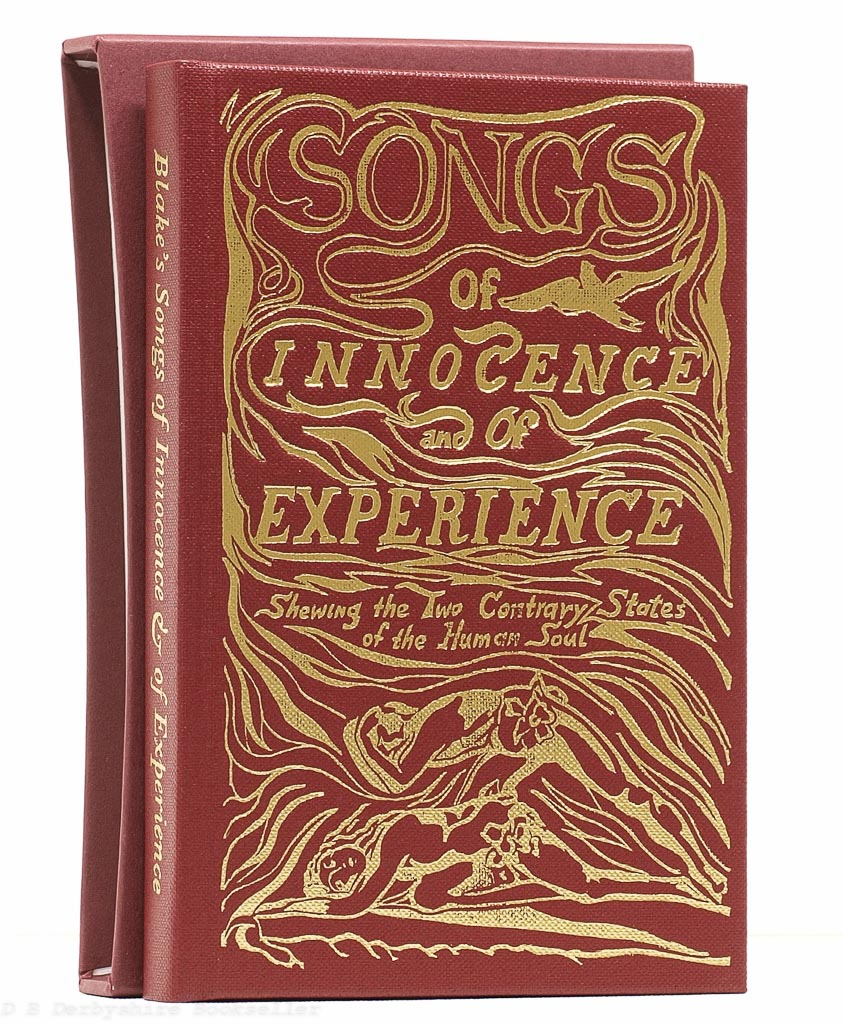 Songs of Innocence and of Experience | The Folio Society, 1994