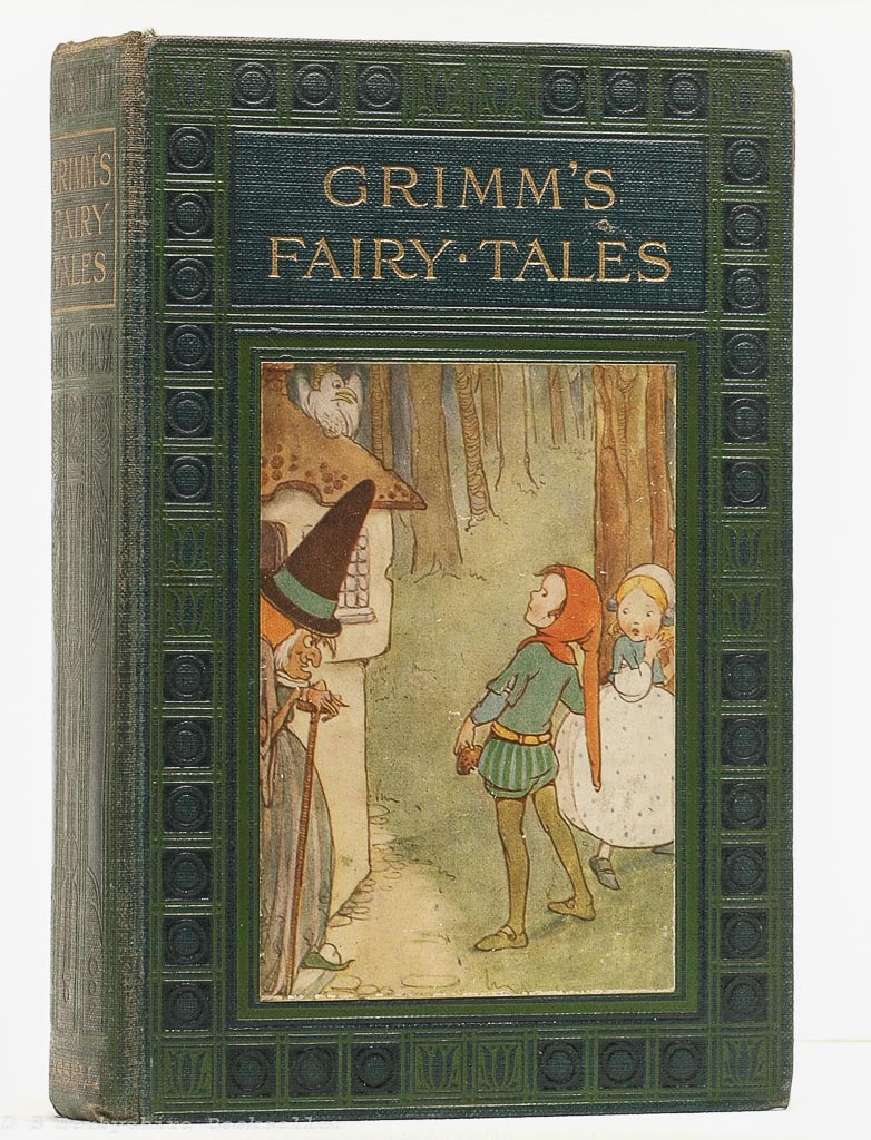 Grimm's Fairy Tales | Cassell, [1910] | illustr. Mabel Lucie Attwell