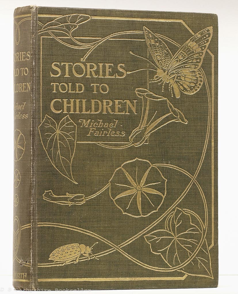 Stories Told to Children | Michael Fairless | 1914 | illustrated by Flora White