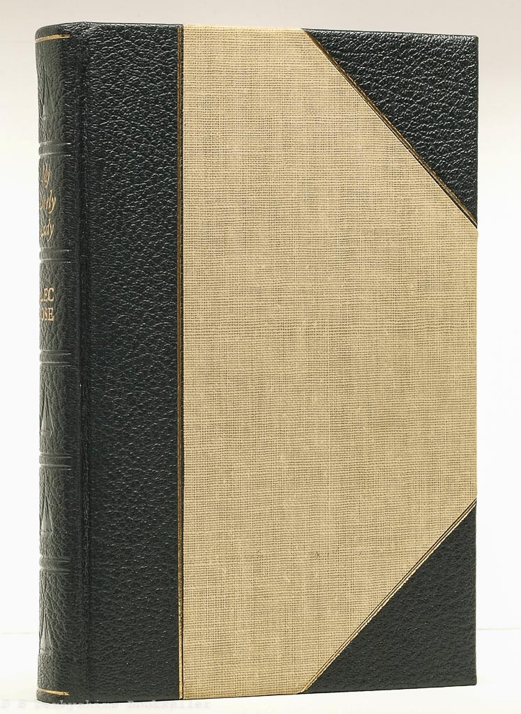 My Lively Lady | Alec Rose | Nautical, 1st 1968 | Signed Leather Limited Edition