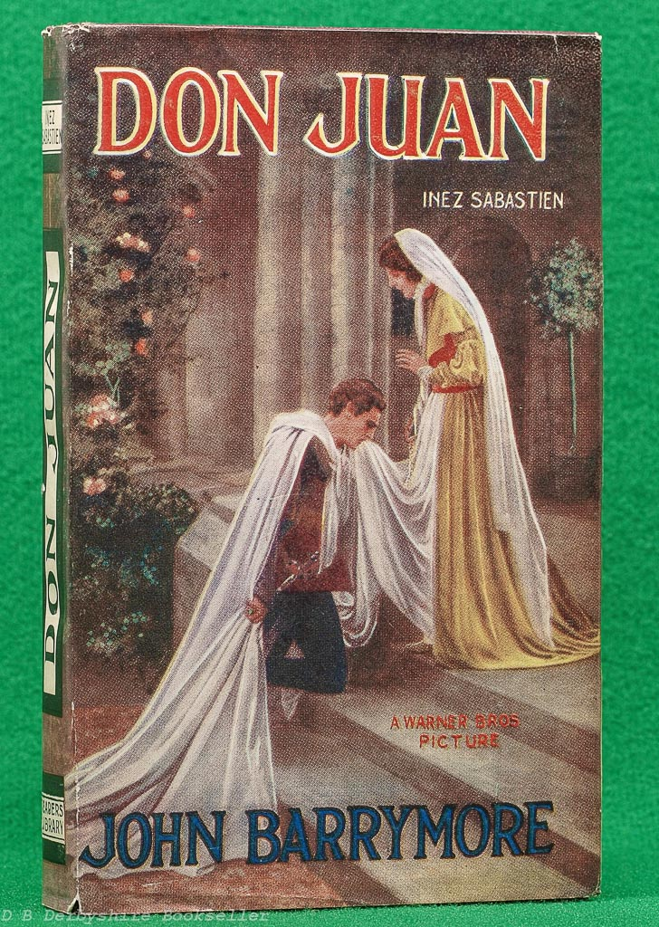 Don Juan | Readers Library, circa 1927 | with dustwrapper
