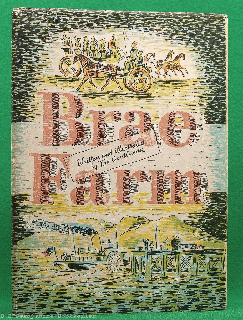 Brae Farm | Tom Gentleman | 1945 | with dustwrapper