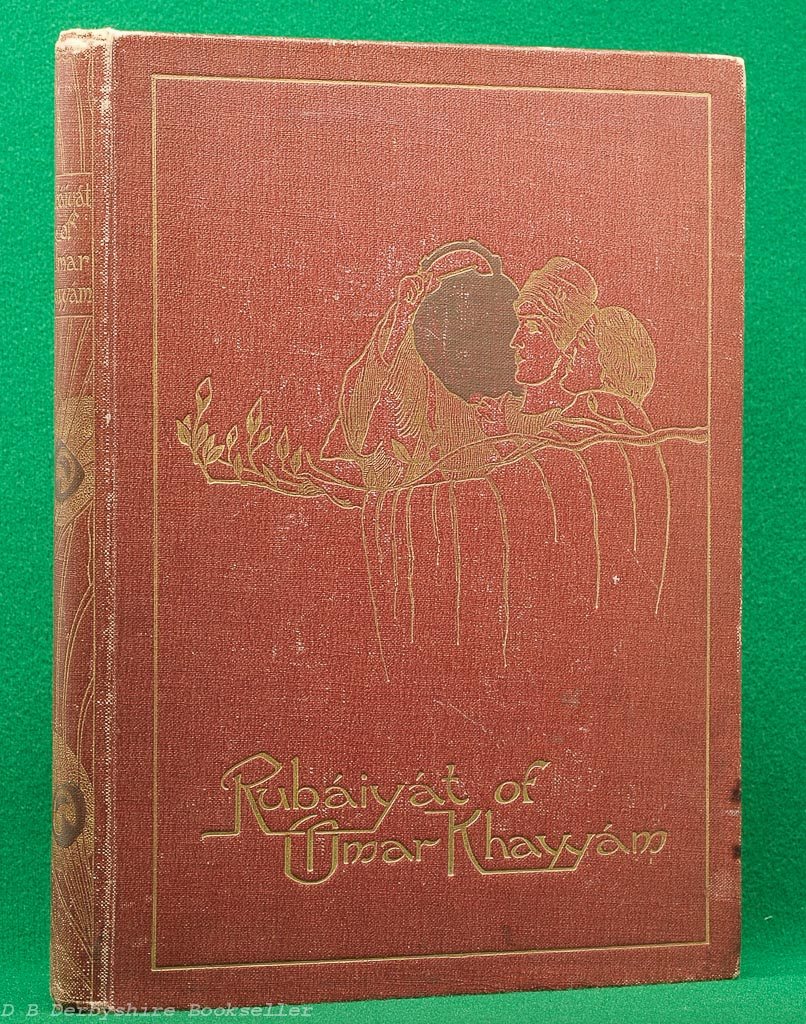 Rubaiyat of Omar Khayyam |George G. Harrap, [1914] | illustrated with photographs by Adelaide Hansom and Blanche Cumming