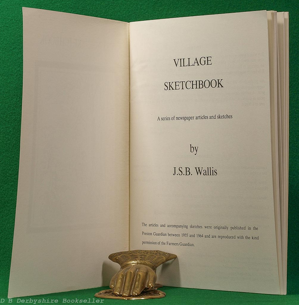 Village Sketchbook | J. S. B. Wallis | 1993 | Ribchester