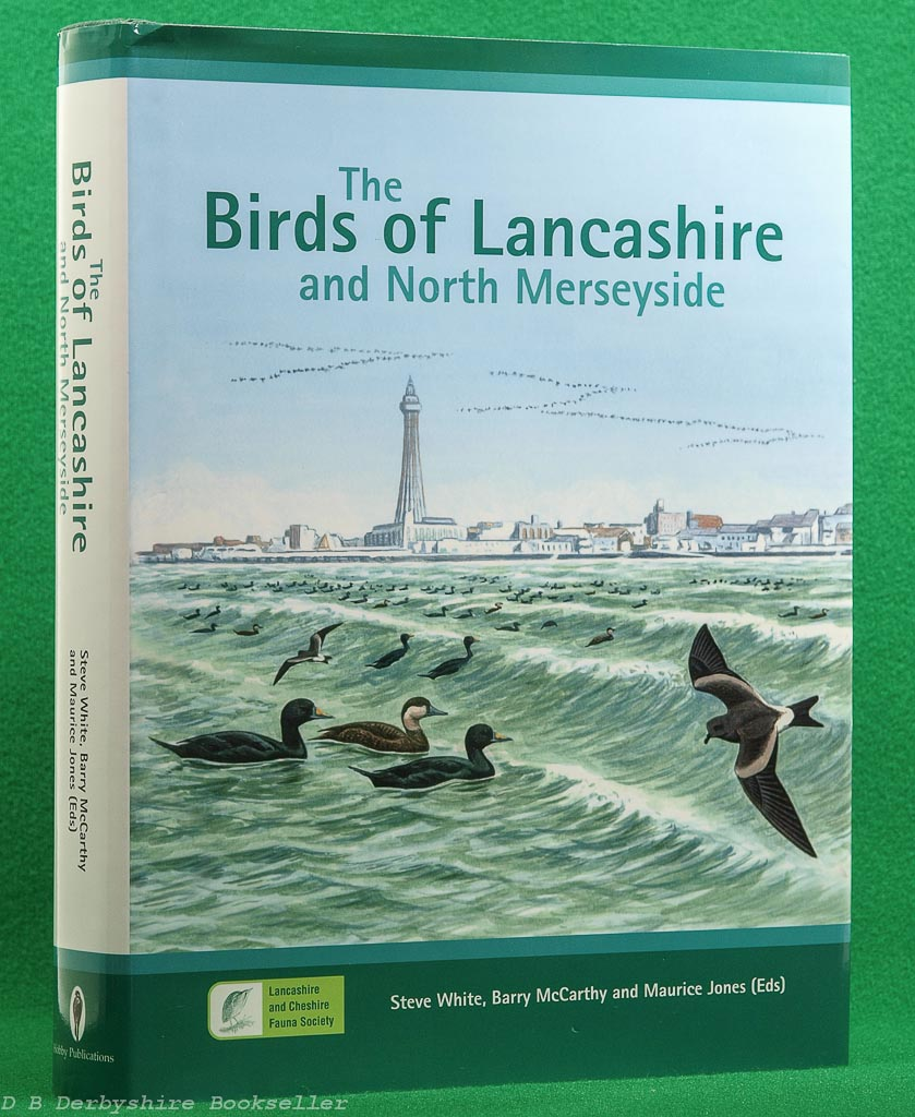 The Birds of Lancashire and North Merseyside | 2008