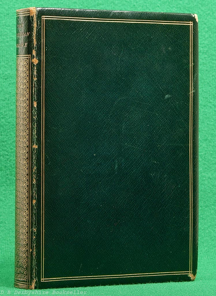 The Epicurean | Thomas Moore | 1856 | Bound by Hayday