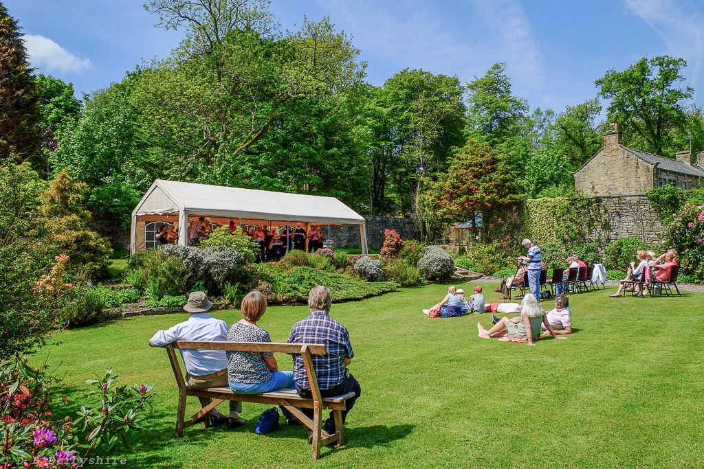 Bleasdale Tower Open Garden | 19 May 2018 | Garstang Ukulele Group