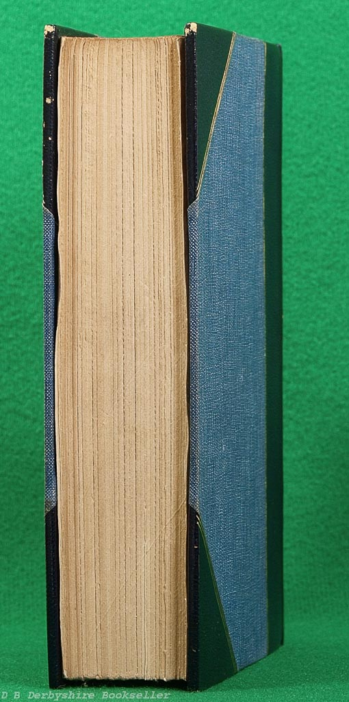 The Collected Poems of John Masefield | Heinemann, 1929 | Riviere Binding