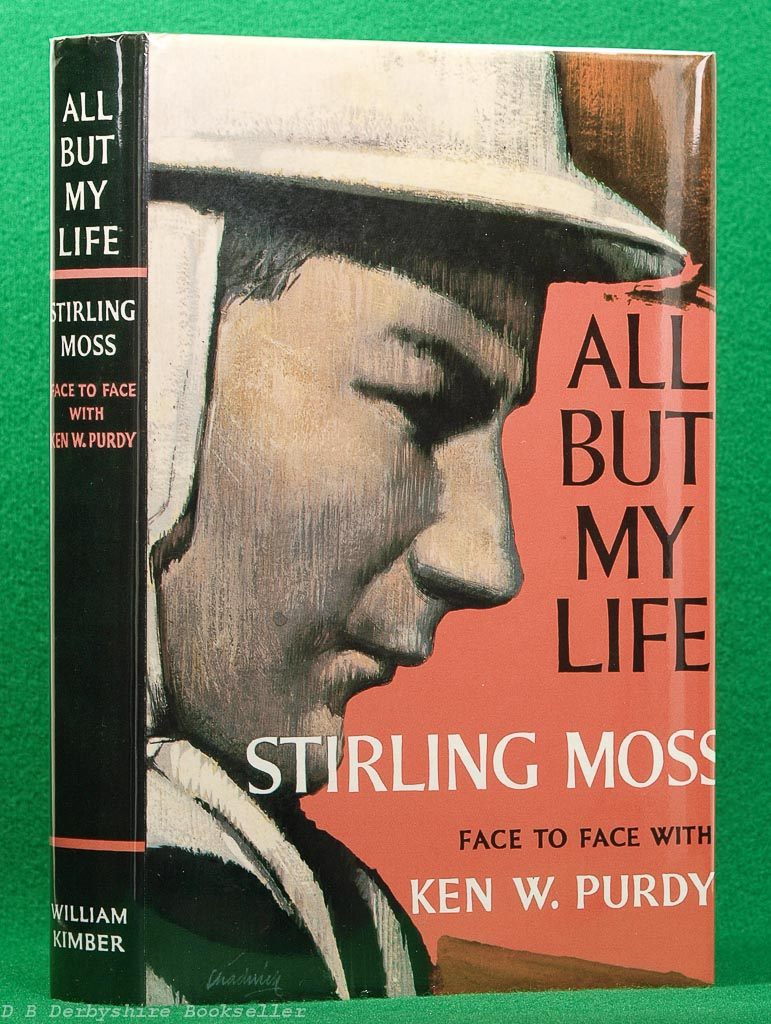 All But My Life | Stirling Moss | Kimber, reprint 1980 | with Ken W. Purdy