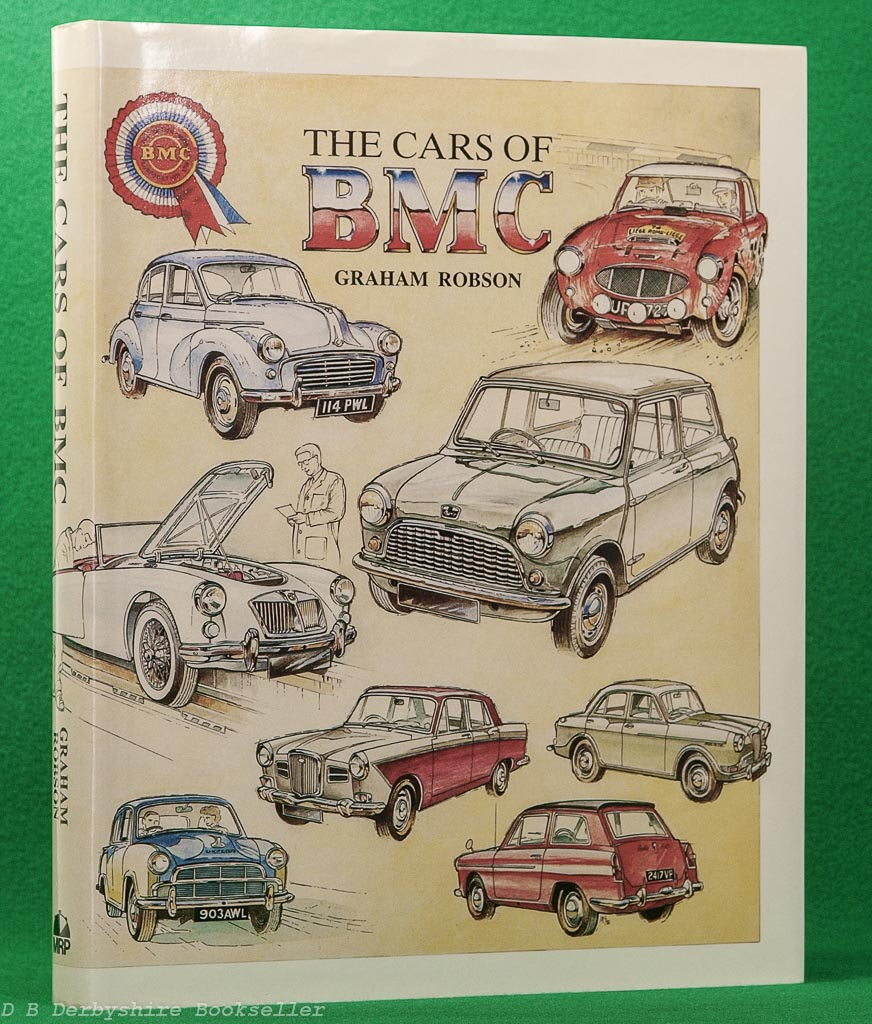 The Cars of BMC | Graham Robson | MRP, 1st edition 1987