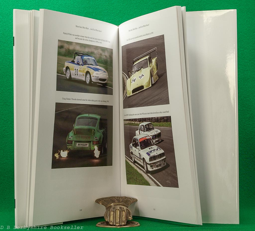 More Sun, More Rain and Even...More Snow! | Derek Lawson | LR Publishing, 1st edition 2005 | Oulton Park