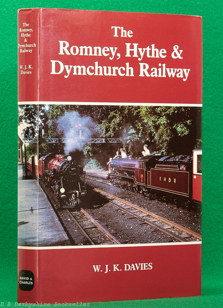 The Romney, Hythe and Dymchurch Railway | David and Charles, 1988