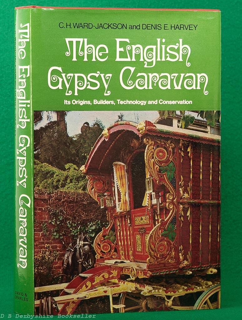 The English Gypsy Caravan | Ward-Jackson/Harvey | reprint 1973