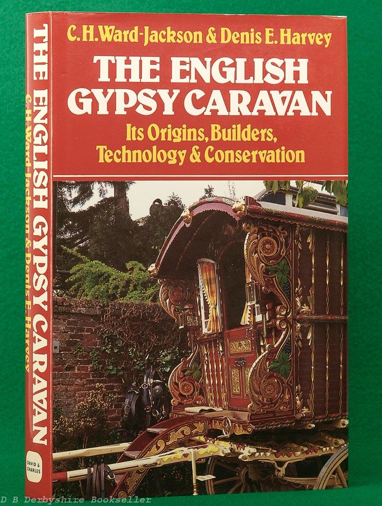 The English Gypsy Caravan | Ward-Jackson/Harvey | 2nd edition 1986
