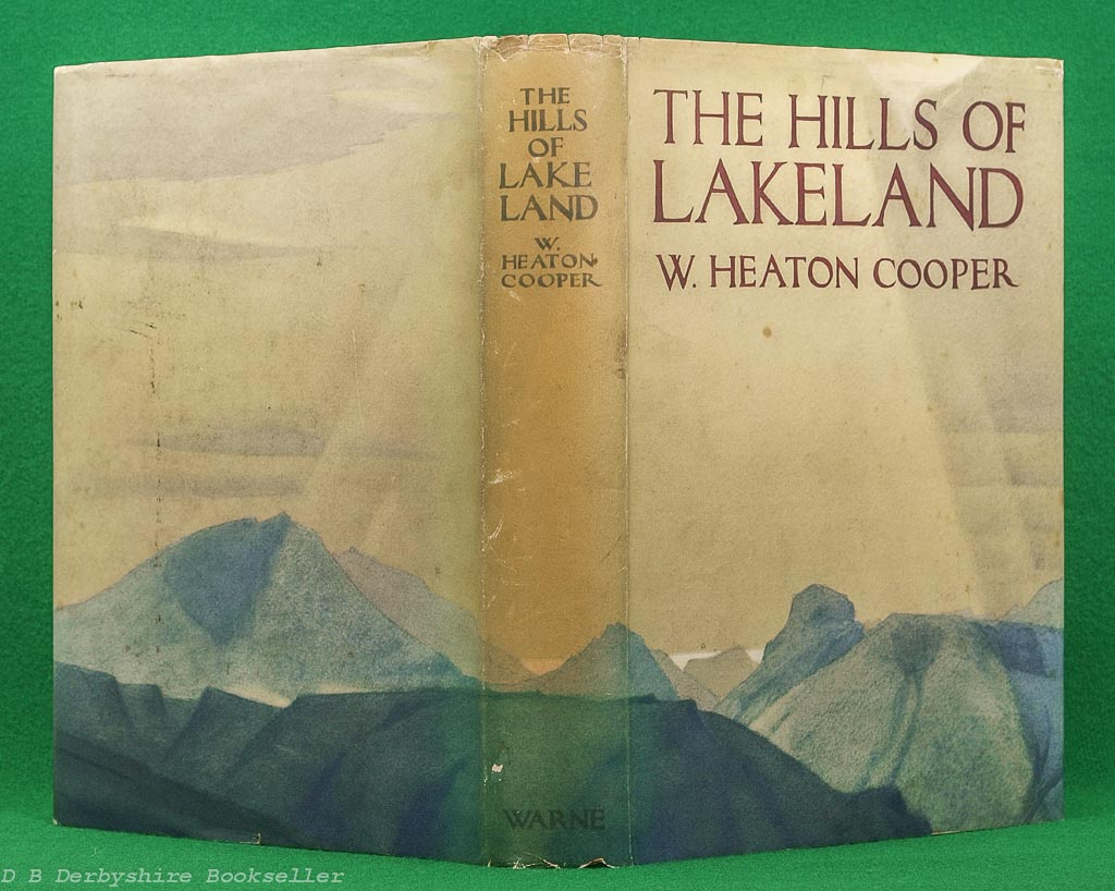 The Hills of Lakeland | W. Heaton Cooper | Warne, 1st edition 1938