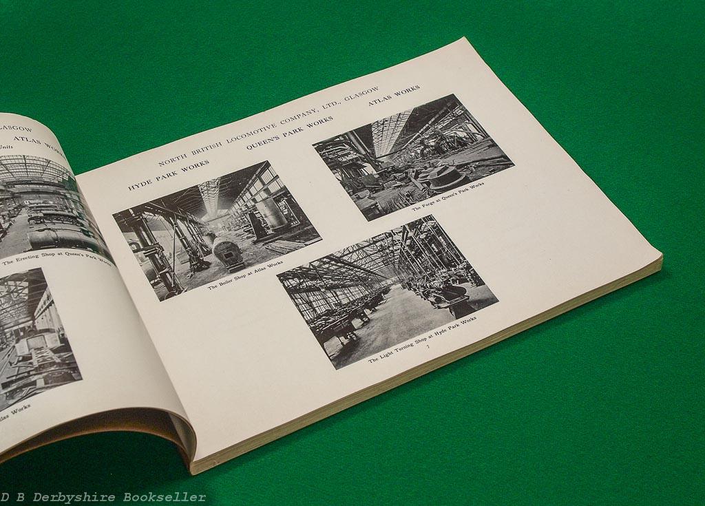 Locomotives for Narrow Gauge Railways | North British Locomotive Co. Ltd | 1912 Original Catalogue
