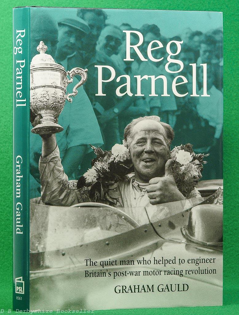 Reg Parnell | Graham Gauld | PSL, 1996
