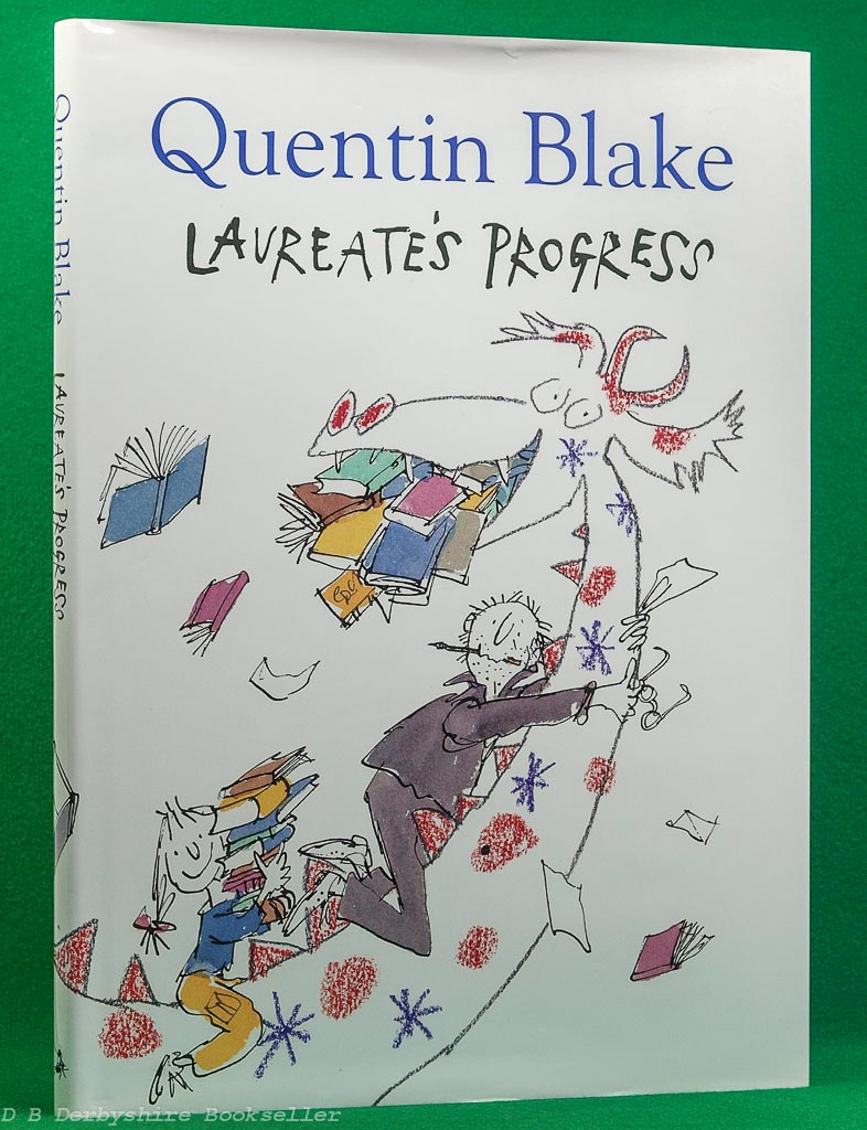 Laureate's Progress | Quentin Blake | Signed