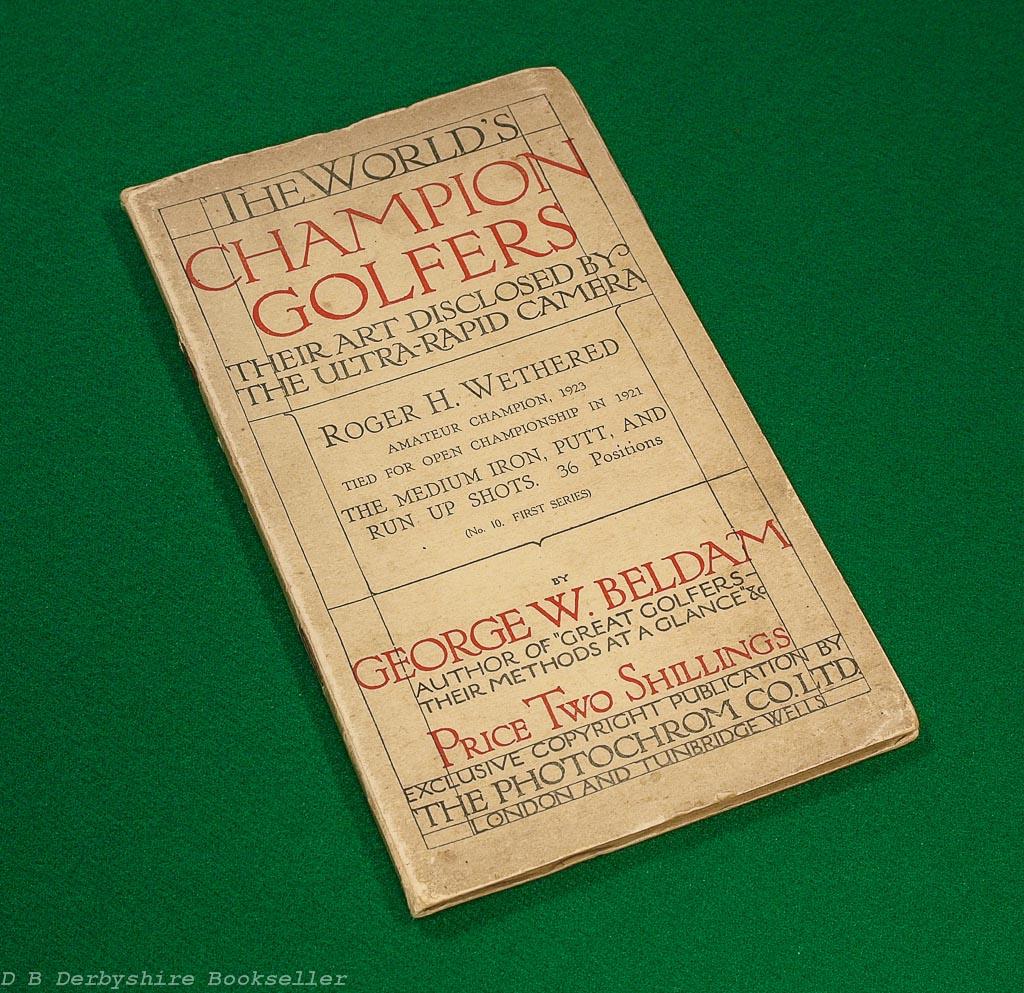 The World's Champion Golfers | The Photochrom Co. Ltd, (1924) | Part 10