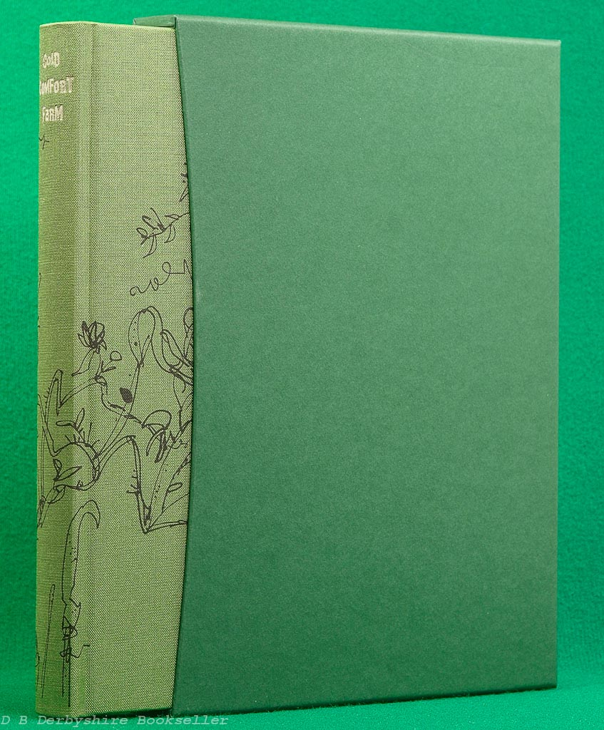 Cold Comfort Farm | Stella Gibbons | Folio Society, 1997 | illustrated by Quentin Blake