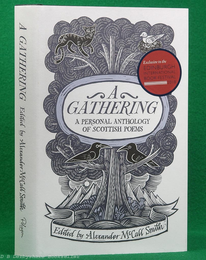 A Gathering | Scottish Poems | Polygon, 2018 | Signed Limited Edition