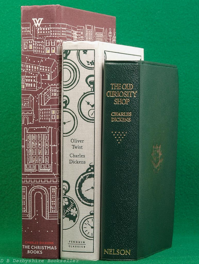 Charles Dickens | The Old Curiosity Shop | Oliver Twist | The Christmas Books