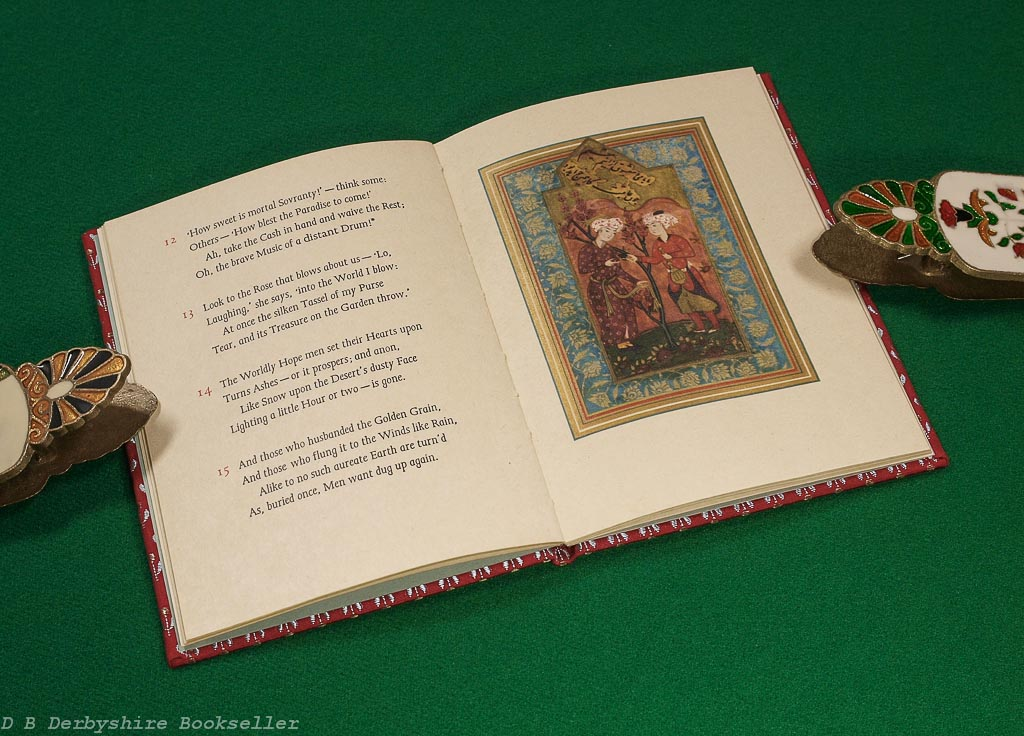 Rubaiyat of Omar Khayyam | Folio Society, 1959