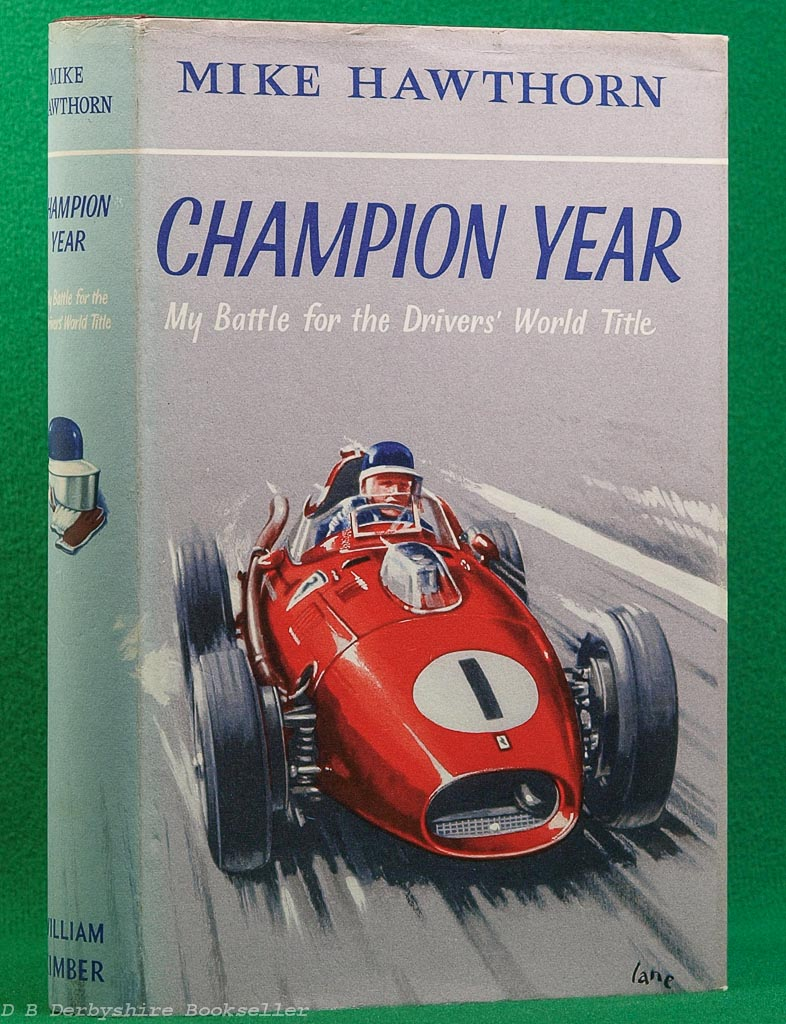 Champion Year | Mike Hawthorn | Kimber, 1959