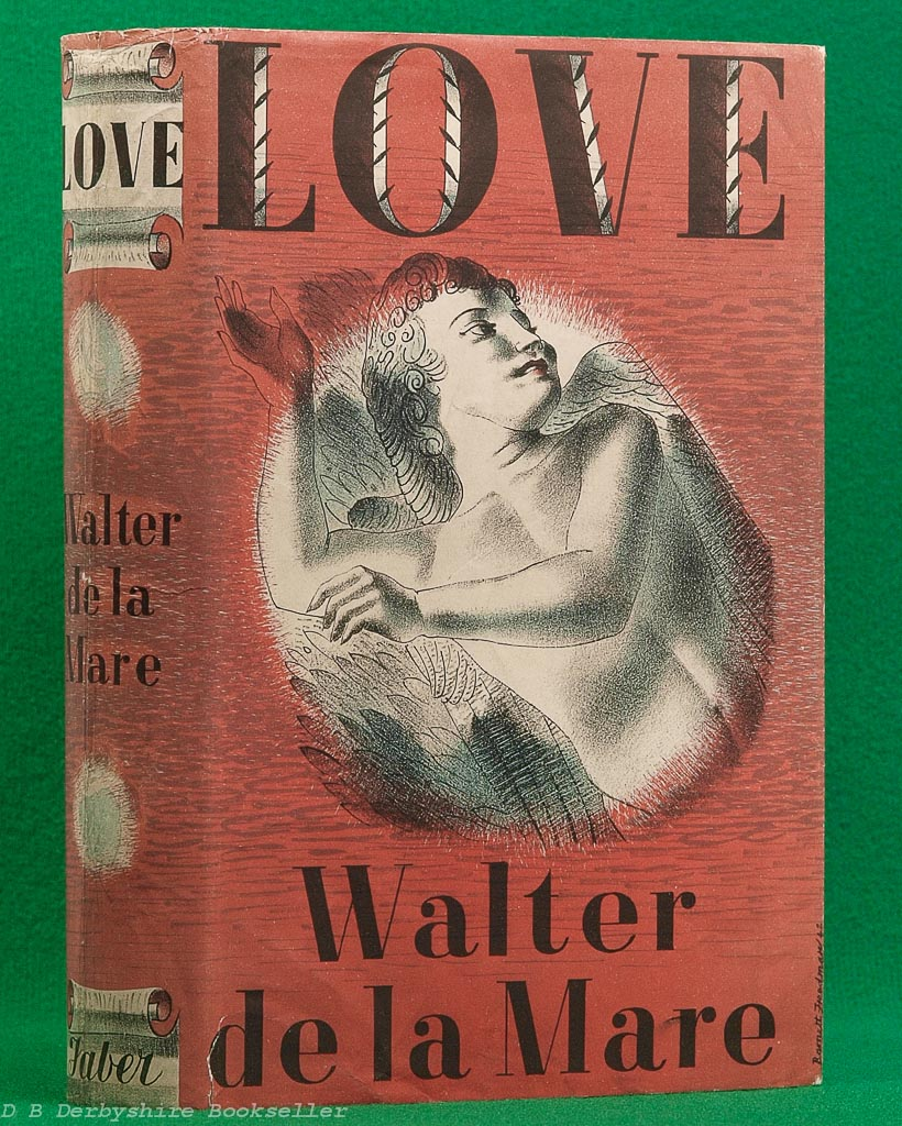 Love | Walter de la Mare | Faber, 1943 | Barnett Freedman