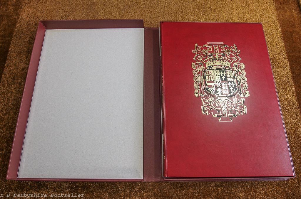 The Queen Mary Atlas | The Folio Society, 2005 | Limited Edition | Leather Binding