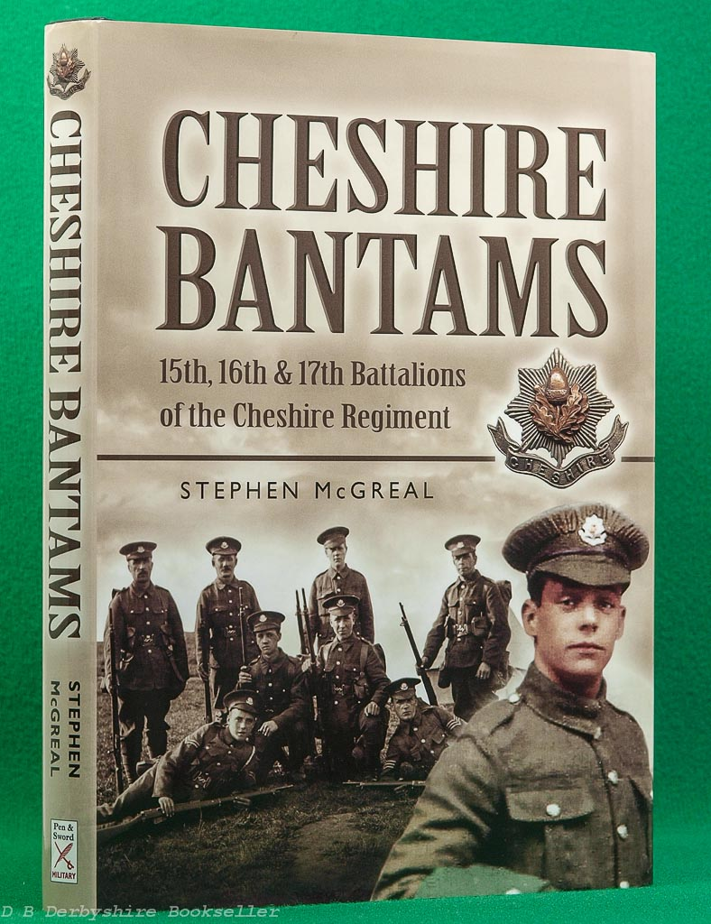 Cheshire Bantams | Stephen McGreal | Pen & Sword, 1st edition 2006