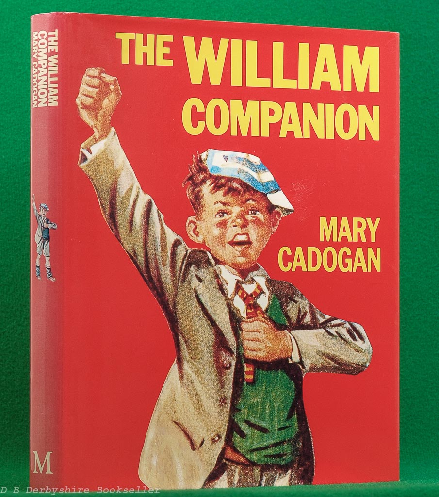 The William Companion by Mary Cadogan (Macmillan, 1st edition 1990)