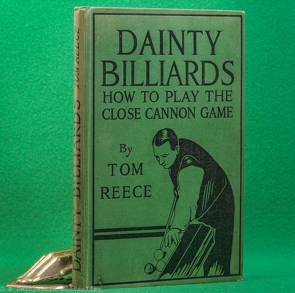 Dainty Billiards | Tom Reece | C. Arthur Pearson, 1925