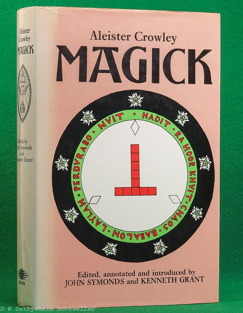 Magick by Aleister Crowley (Arkana, 1989)