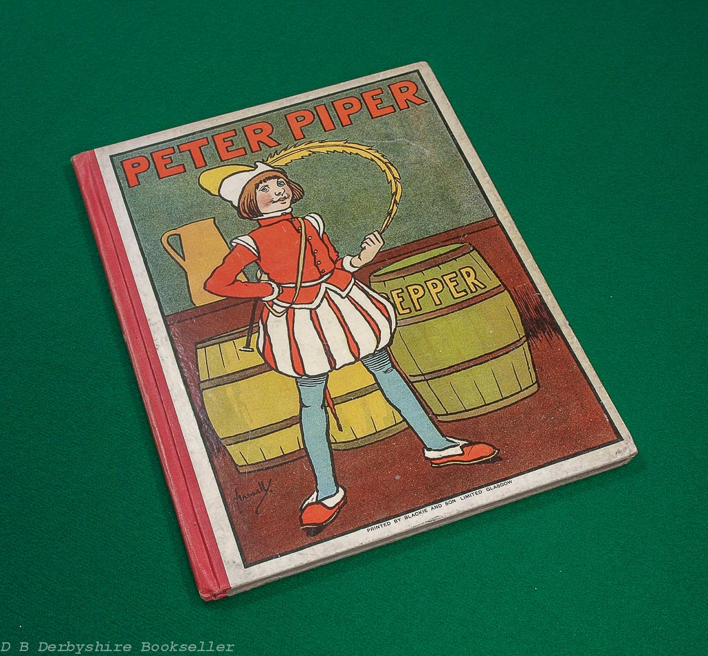 Peter Piper | Illustrated by John Hassall (Blackie and Son, circa 1920)
