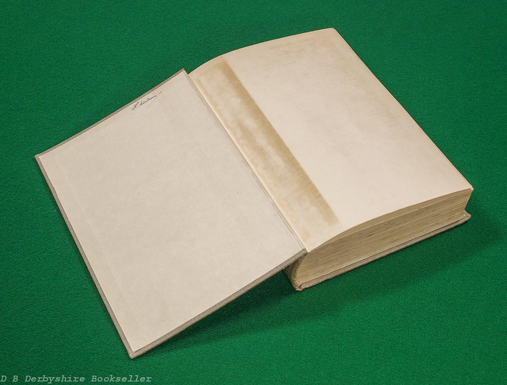 All Quiet on the Western Front   Erich Maria Remarque   Putnam, reprint circa 1937   with dustwrapper