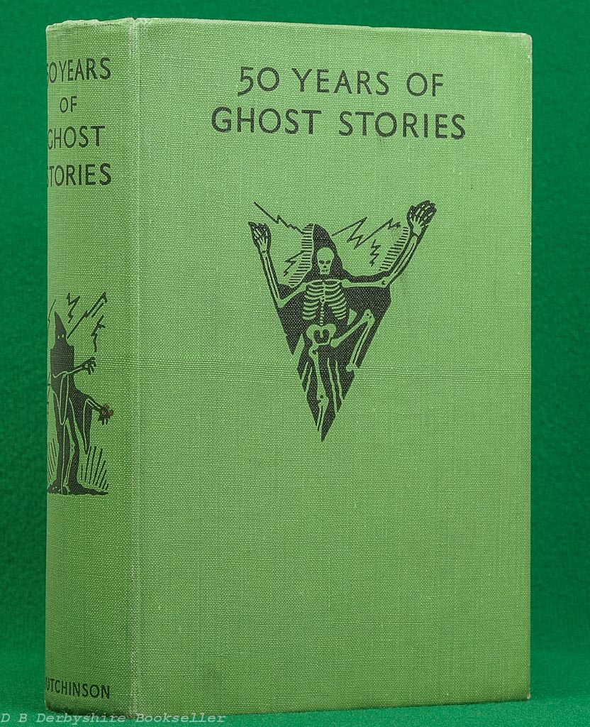 50 Years of Ghost Stories | Hutchinson, circa 1938