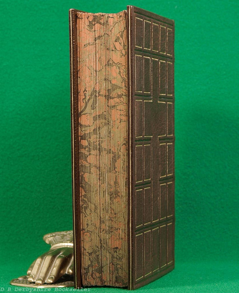Holy Bible | Cambridge, 1898 | Full Leather Binding