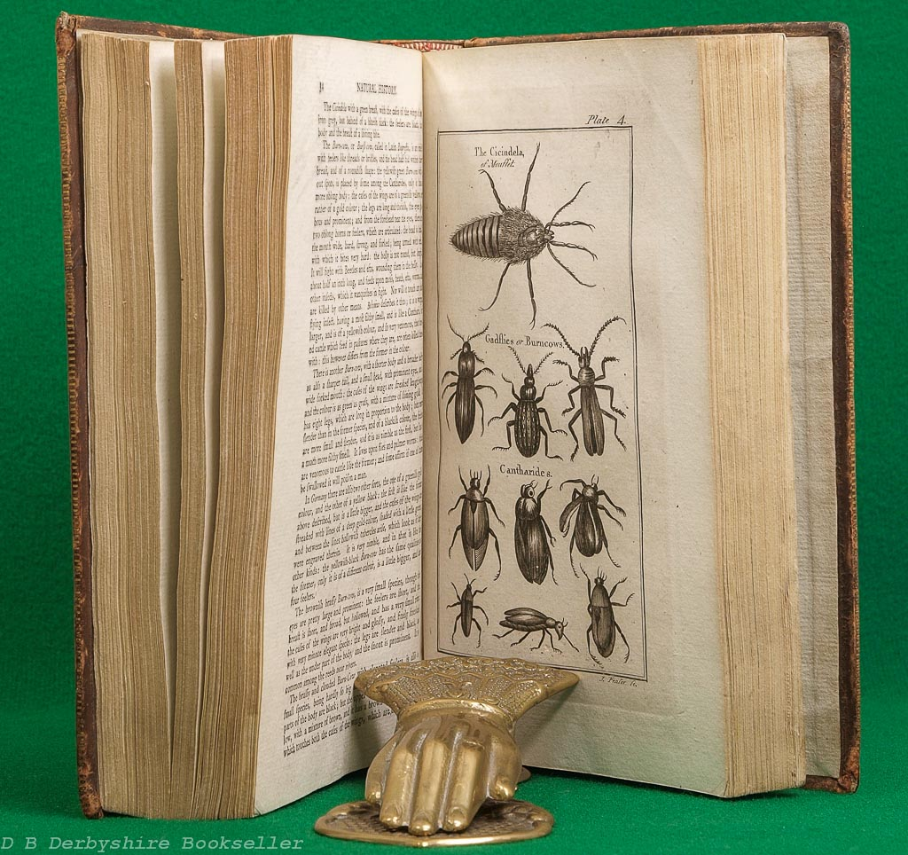 The System of Natural History | de Buffon | 1791