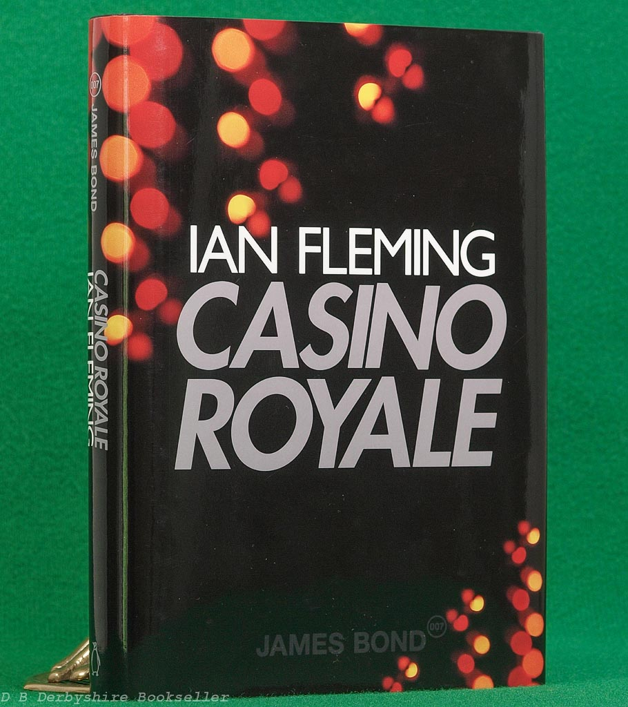 [Casino Royale by Ian Fleming (Viking, 2002)