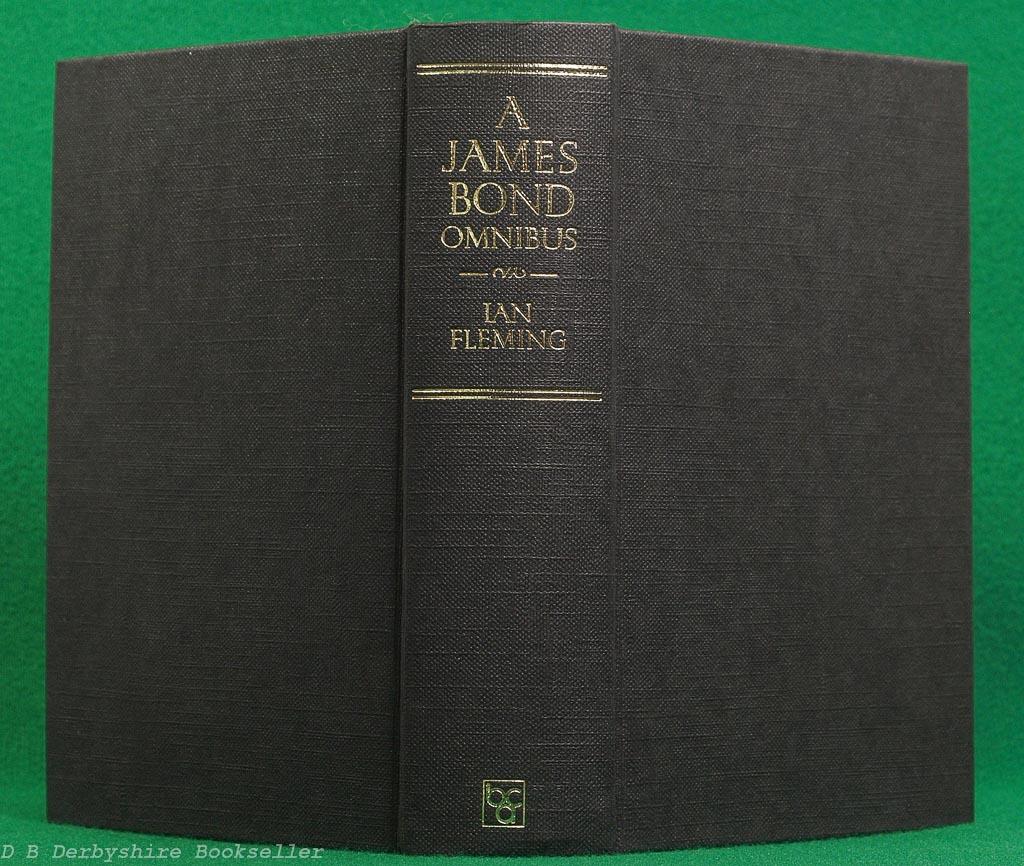 A James Bond Omnibus | Book Club Associates, 1973 | Ian Fleming