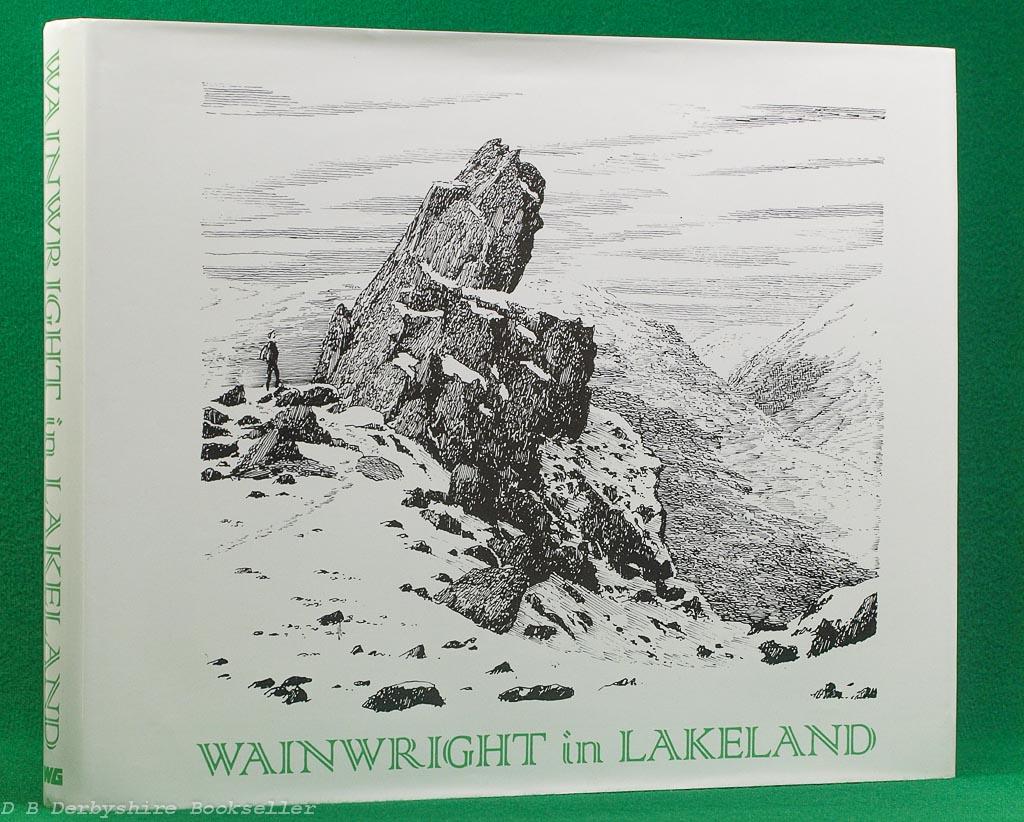 Wainwright in Lakeland   Alfred Wainwright   Westmorland Gazette, 1985