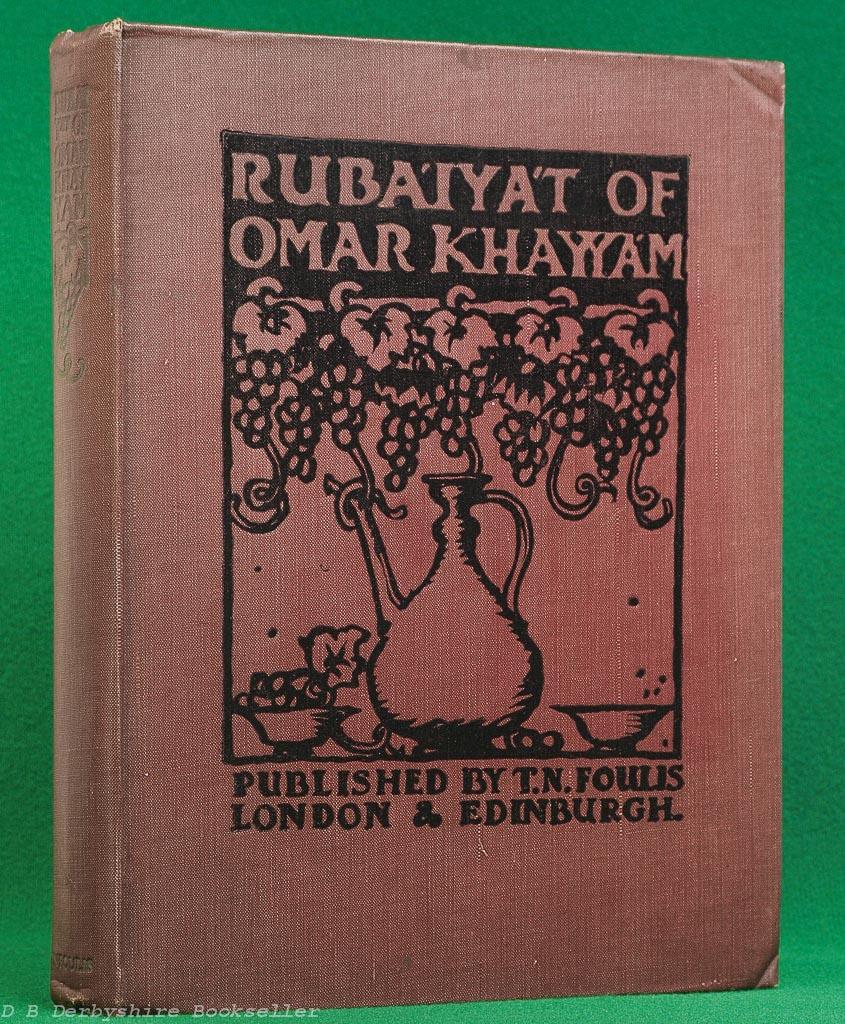 Rubaiyat of Omar Khayyam (T. N. Foulis, 1919) Frank Brangwyn
