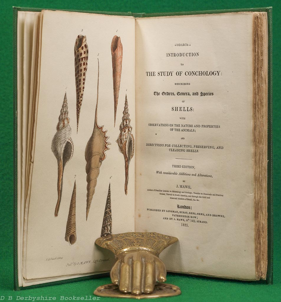 Introduction to The Study of Conchology   Charles Wodarch   1825