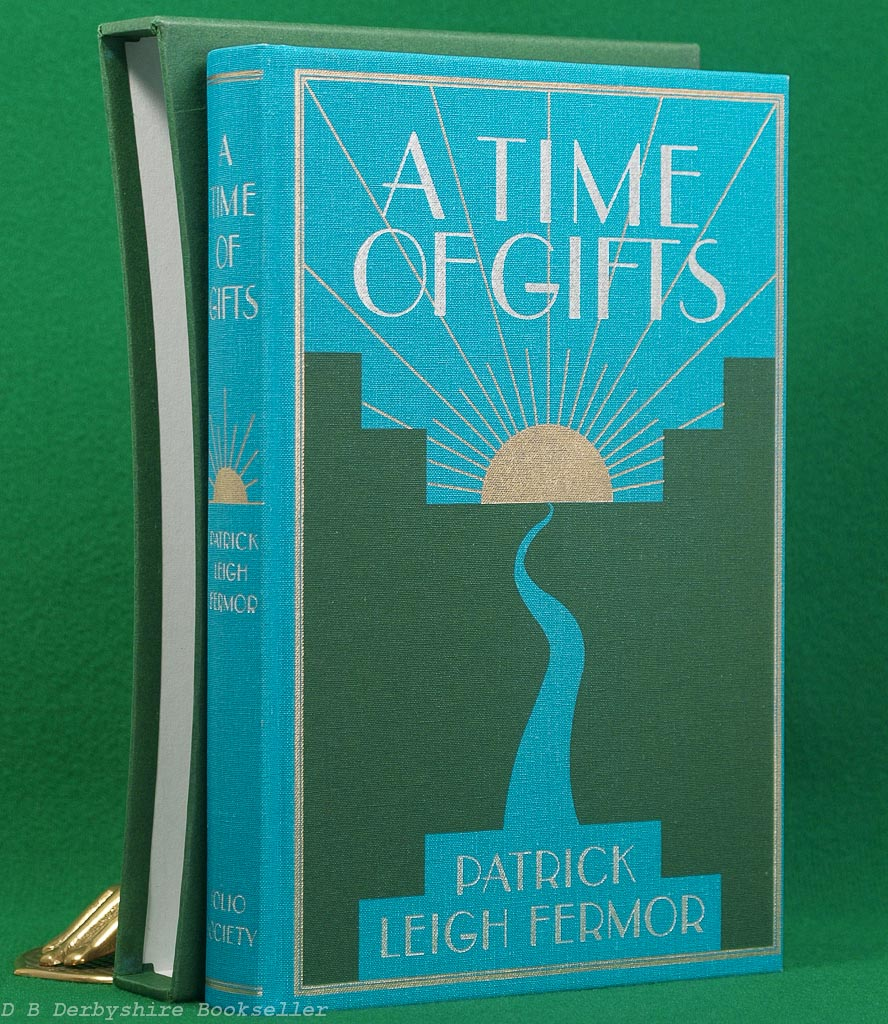 A Time of Gifts by Patrick Leigh Fermor (The Folio Society, 2007)