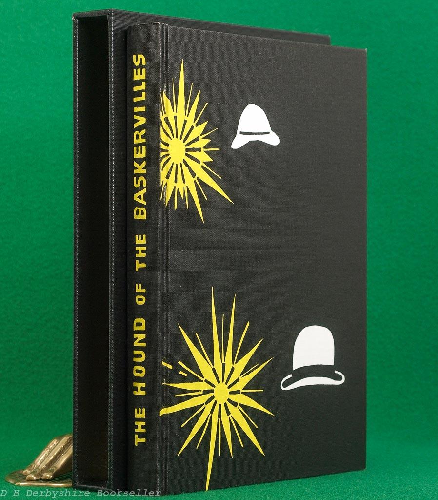 The Hound of the Baskervilles Sir Arthur Conan Doyle (Folio Society, 1987)