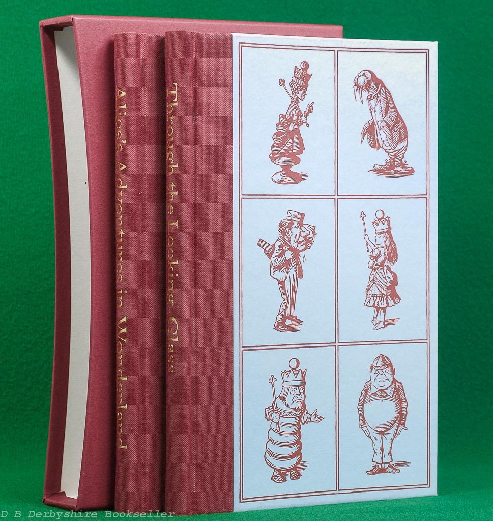 Alice's Adventures in Wonderland and Through the Looking Glass | Lewis Carroll | The Folio Society, 2009