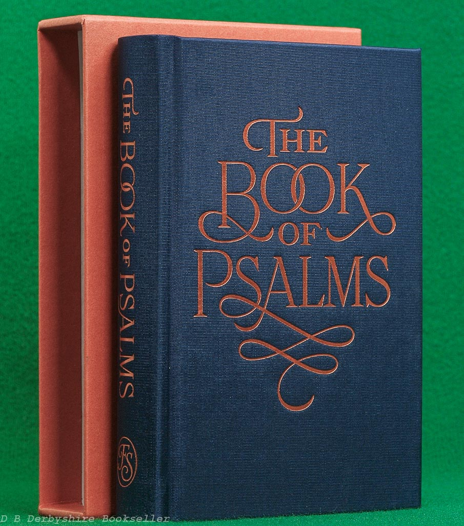The Book of Psalms (Folio Society, 2017)